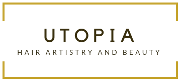 Utopia Hair Artistry and Beauty Logo