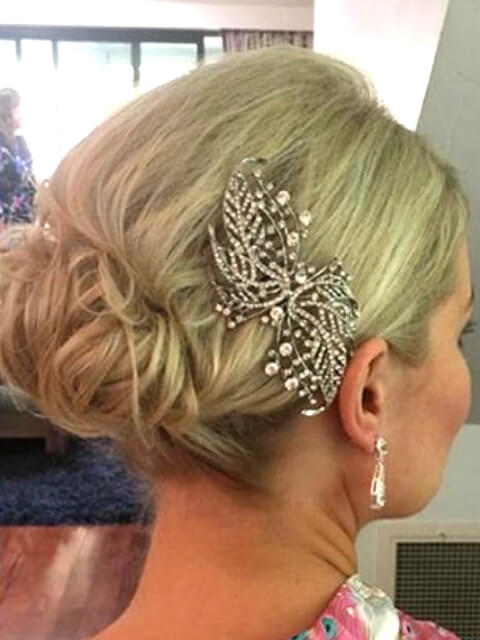 Utopia Hair Artistry and Beauty - Bridal Hair Accessories